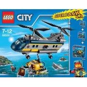 LEGO City Deep Sea Explorers Pachet 4 in 1 66522