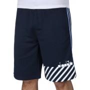 Diadora Barra Herren Shorts blau