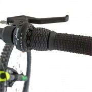 Bicicleta MTB-HT 26 Carpat Kaiser C2650A cadru otel negruverde
