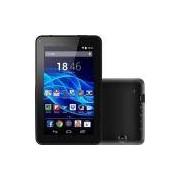 Tablet M7s Quad Core, 8gb, Dual Camera Preto Multilaser