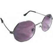 Eyesave Aviator Sunglasses(Brown, Multicolor)