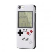 Husa White cu Joc Tetris compatibila cu iPhone 7