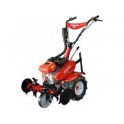 Motocultor Rotakt ROG 75, 7 CP, benzina, roti 5.00-8