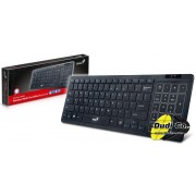 Genius t8020 slimstar usb crni srb tastatura