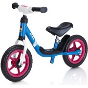 "Bicicleta Kettler Run Girl, fara pedale, Roti 10"" (Albastru/Roz)"