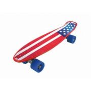 Skateboard Penny Board Nextreme Freedom Pro Usa Flag