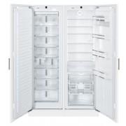 Combinatie frigorifica incorporabila Side by Side Liebherr SBS 70I4, No Frost, Biofresh, IceMaker, 510 l, clasa A++/A+++
