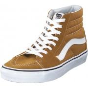 Vans Ua Sk8-hi Cumin/true White, Skor, Sneakers & Sportskor, Höga sneakers, Brun, Herr, 42