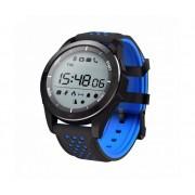 Спортерн водоустойчив смарт часовник Smart Technology F3, Крачкомер, Изгорели калории, Разстояние, Мониторинг на сън, Аларма, Атмосферно налягане, Барометър, Температура, UV, Надморска височина