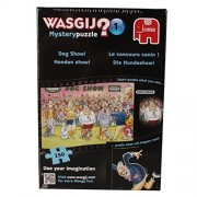 Jigsaw Puzzle - 150 Pieces - Wasgij Mystery : Dog Show by Diset - Puzzles