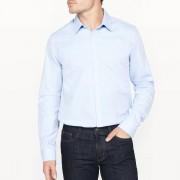La Redoute Рубашка узкая с узором 100% хлопок