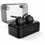 Audífonos Bluetooth Manos Libres Inalámbricos, D900 Mini Verdadera Auricular Inalámbrico Audifonos Bluetooth Manos Libres Auriculares Estéreo Con Micrófono (negro)