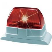 Kültéri stroboszkóp villogó piros ABUS (750923)