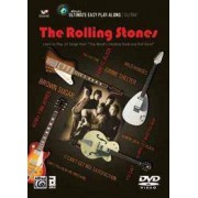 Alfred Music Ultimate Easy Guitar Play-Along -- The Rolling Stones: Learn to Play 10 Songs from 'The World's Greatest Rock and Roll Band' (Easy Guitar Tab), DVD