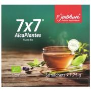 Tisane bio AlcaPlantes 7x7 Jentschura