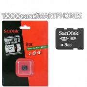 Memoria Sony M2_8GB Sandisk