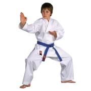 Kimono karate gi alb Danrho