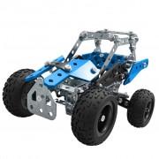Meccano 15 Model Set ATV Off-road Rally Buggy 6028580