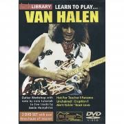 Roadrock International Lick library - Van Halen Learn to play (Guitar), DVD
