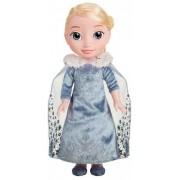 Jakks Pacific Lalki Śpiewająca Elsa - Kraina Lodu: Przygoda Olafa 35 cm 72536