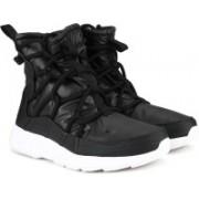 Nike WMNS NIKE TANJUN HIGH RISE Sneakers For Women(Black)