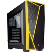 Kuciste Corsair Carbide Series SPEC-04 Window Black/Yellow, CC-9011108-WW