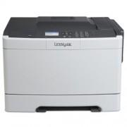 Tlačiareň Lexmark CS417dn, color laser, 4800dpi, 30ppm, 256MB, 800MHz, USB, Duplex, Lan