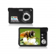 EH 2.7 '' TFT LCD HD 720p 18MP Videocamara Digital Camera Zoom 8x Anti-Shake K09 -Negro