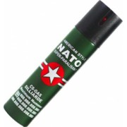 Spray paralizant iritant lacrimogen autoaparare cu piper NATO 90 ml