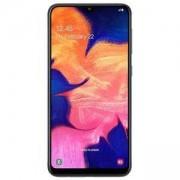 Смартфон Samsung GALAXY A10 (2019) SM-A105F, 6.2 инча (1520 x 720), Dual SIM, 8-ядрен процесор, Android 9.0, черен, SM-A105FZKUBGL