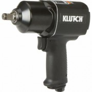 Klutch Air Impact Wrench - 1/2 Inch Drive, 4 CFM, 980 Ft.-Lbs. Torque