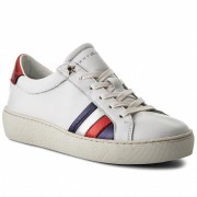 Сникърси TOMMY HILFIGER - Corporate Iconic Sneaker FW0FW03458 White 100