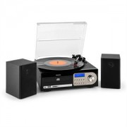 Majestic / Audiola TT38 sistem stereo LP CD USB SD MMC (TT-38-CD/TPBK)