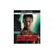 Blu-Ray Tomb Raider 4K (2018) 4K Blu-ray
