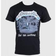 metál póló férfi Metallica - Ride the Lightning - LIVE NATION - RTMTL009