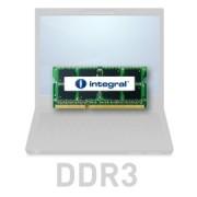 Memorie Laptop Integral IN3V2GNZBIX 2GB DDR3 1333MHz CL9 1.5V SODIMM