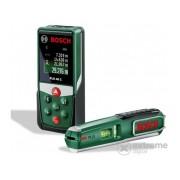 Telemetru digital Bosch PLR 40 C + Bosch PLL 5
