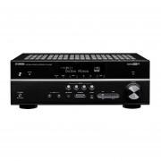 Yamaha RXV583 Receptor 7.2 Canales, 145W RMS Por Canal, Bluetooth, Wi-Fi, Spotify, Pandora, USB Frontal, HDMI, MusicCast, 4K, Ypao-RSC, AirPlay