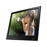 """Hama Slimline Basic Digital fotoram 24.6 cm 9.7 """" Svart"""