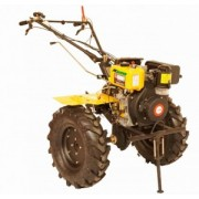 Motosapa ProGarden HS1100AE diesel 7CP pornire electrica