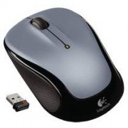 Logitech M325 - Color Collection Limited Edition - muis - 2.4 GHz - lichtgrijs (910-002334)