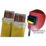 ELECTROZI INOX 2.5X5KG KST-308 A008-5 / 2 PACHETE + MASCA SUDURA CADOU