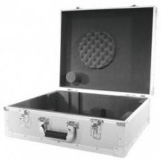 ROADINGER Turntable Case silver -S-