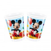Pahare Mickey Mouse Playful Party 200 ml