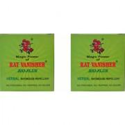 RAT VANISHER BIO-PLUS (Natural Pack of 2)