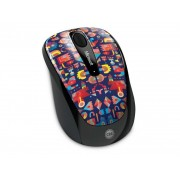 Mouse, Microsoft Wireless Mobile 3500, USB, Artist Tchmo (GMF-00266)