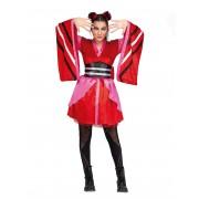 Deguisetoi Déguisement Japonnaise femme - Taille: M / L