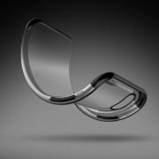 EW Ultra delgado caso TPU transparente protectora para teléfono móvil iPhone x
