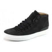 Blackstone OM55 sneaker Zwart BLA34