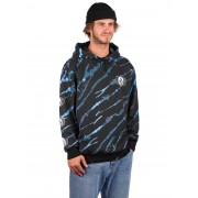 Volcom Stone Stack Hoodie : multi - Size: Small